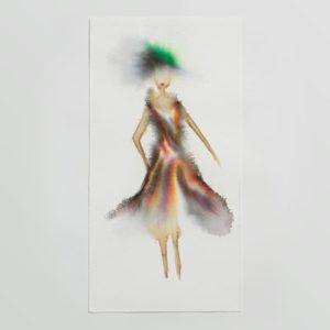 Sara Flodén - Akvarell - Alona