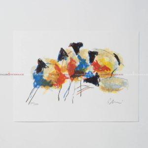 Anders Palmér - Shuffling