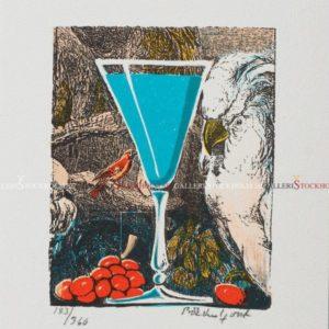 Bo Erik Lundqvist - Blue Lagoon