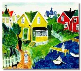 Anders Hultman - Sommardag