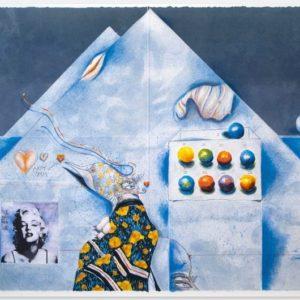 Ardy Strüwer - Blue Dream Pyramid