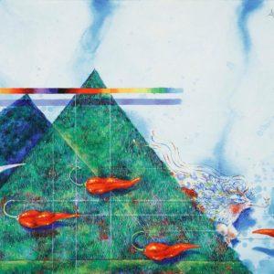 Ardy Strüwer - Greenhouse Pyramid Dream