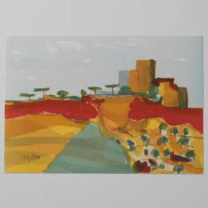 ANDERS PALMÉR - TOSCANA ITALIEN