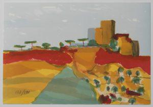 Anders Palmér - Toscana