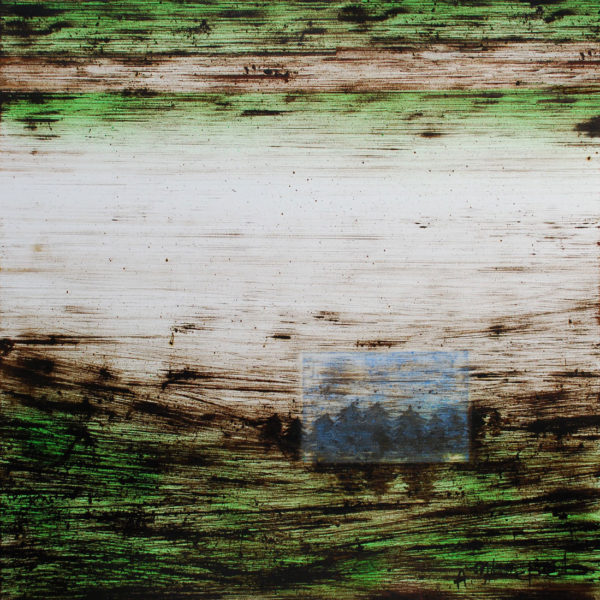 Andrej Zverev – Oljemålning 2