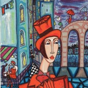 Angelica Wiik - Franska nätter