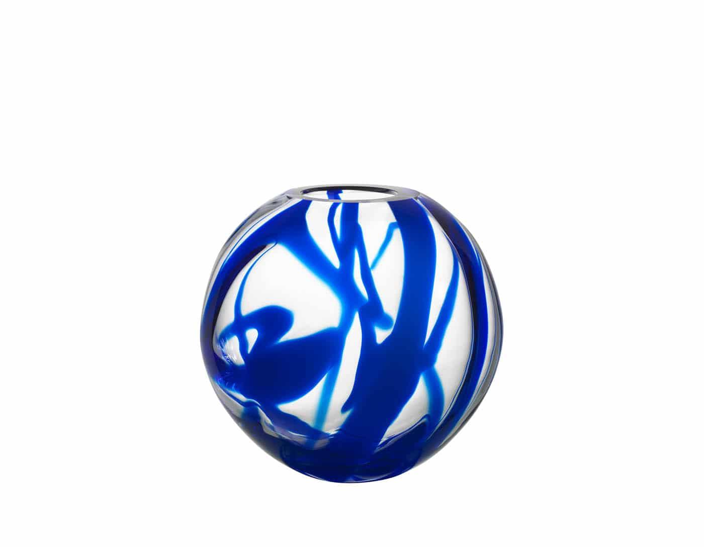 Anna Ehrner - Globe blå
