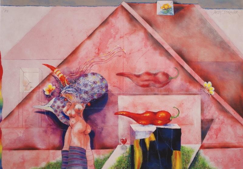 Ardy Strüwer - Pepperoni Pyramid Mirage