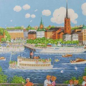 Bert Håge Häverö - Mälardrottningen
