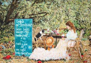 Caroline af Ugglas - English Breakfast
