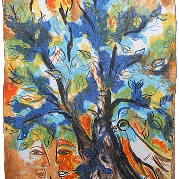 Dagmar Glemme - Schamanträd