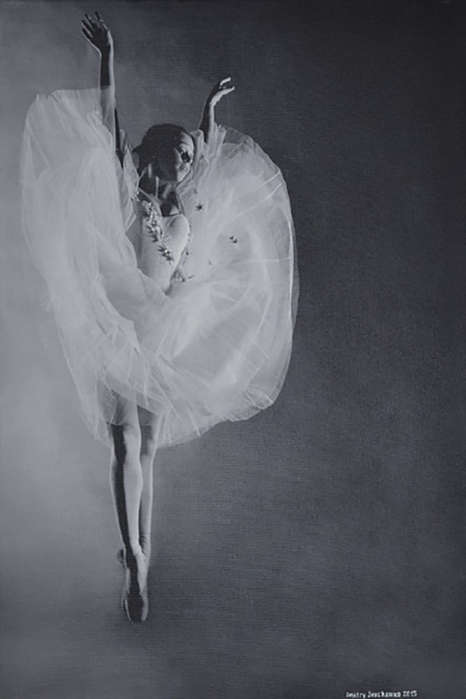 Dmitry Savchenko - Flying Angel
