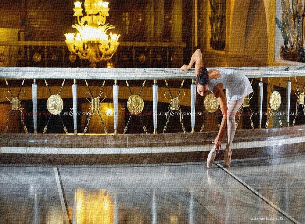Dmitry Savchenko - Graceful Artistry