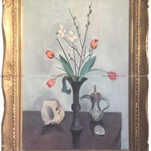 Einar Jolin - Oljemålning