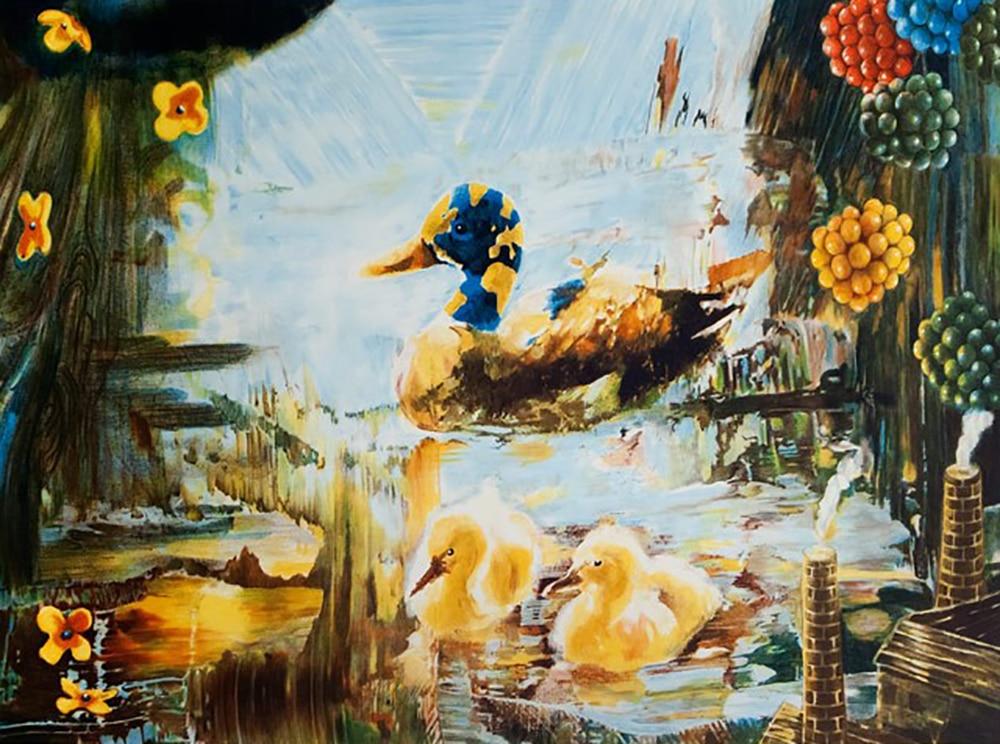 Ernst Billgren - Motiv 2