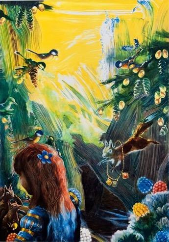 Ernst Billgren - Motiv 5