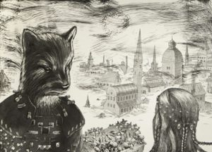 Ernst Billgren - Motiv 3