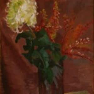 Isaac Grünewald - Blomsterstilleben