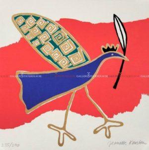 Jeanette Karsten - Blue Bird