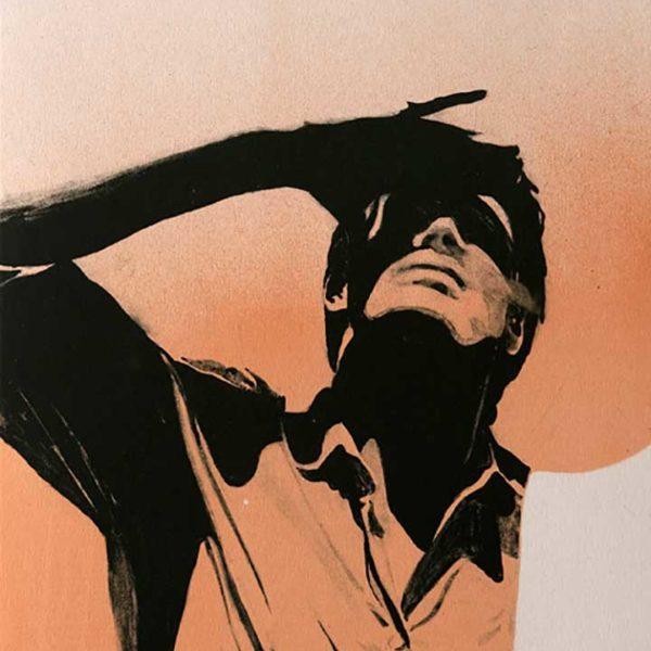 Joakim Allgulander - Litografi - Blinded