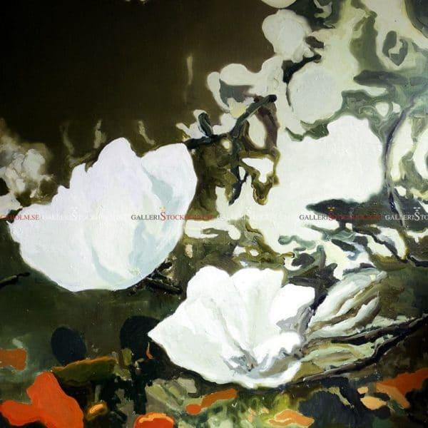 Joakim Allgulander - Litografi - Magnolia