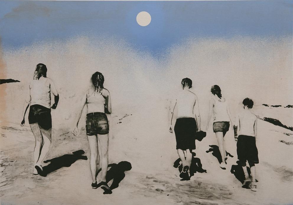 Joakim Allgulander - Moonwalkers