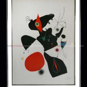 Joan Miró - Oda a Miró 1973