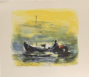 Berndt Wennström - Jag hade en gång en båt
