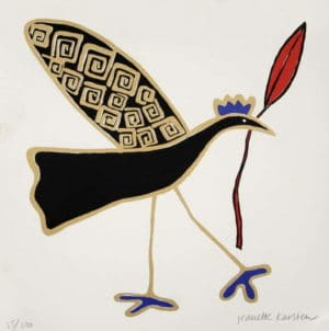 Jeanette Karsten - Black Bird