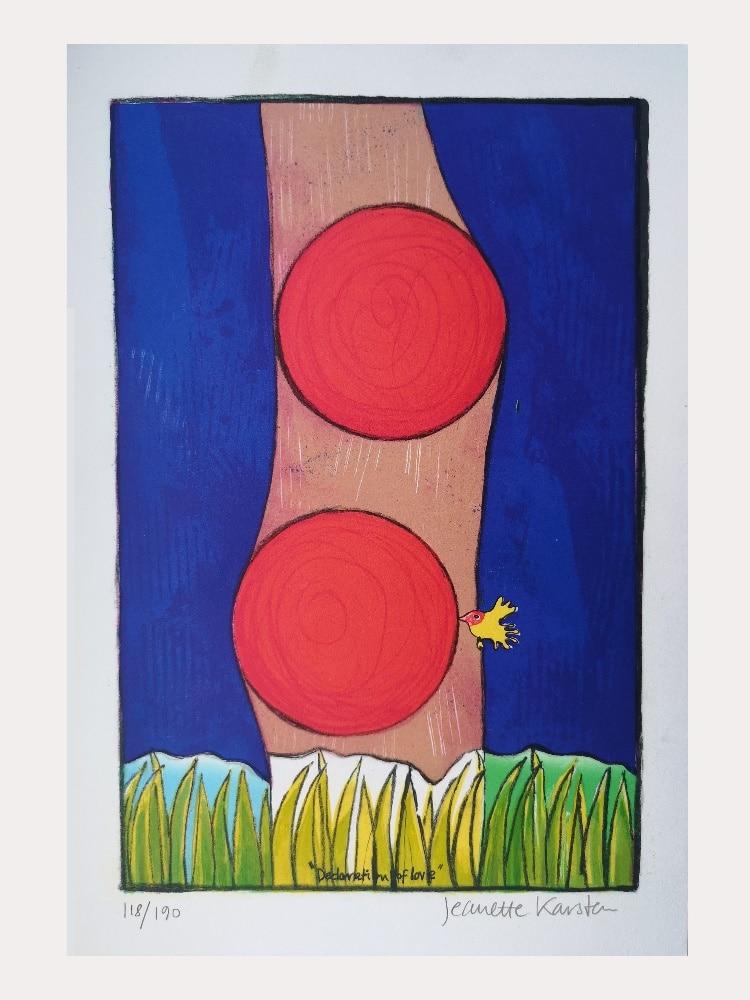 Jeanette Karsten - Decoration of love