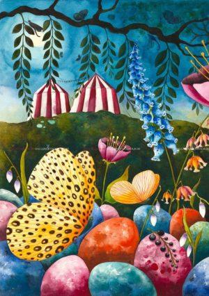 Josefina Wendel Carlsson - Circus Tonight