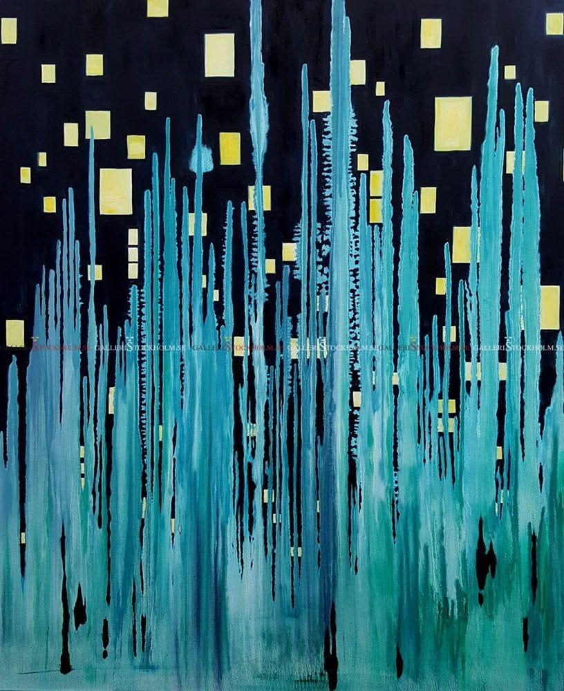 Josefina Wendel Carlsson - Night Time Blue