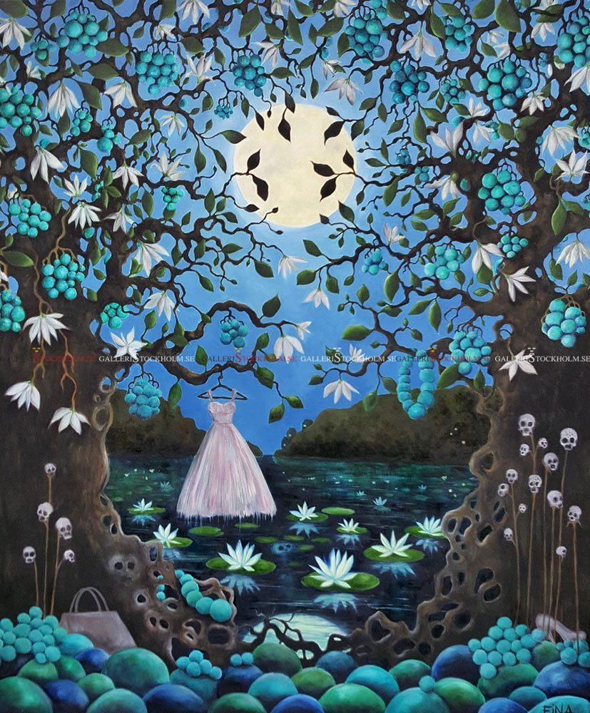 Josefina Wendel Carlsson - Moonlight Story