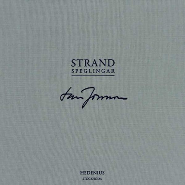 Lars Jonsson - Litografi - Strandspeglingar - Grafisk portfölj med fem litografier
