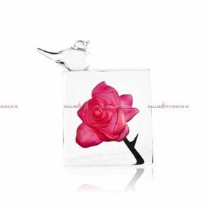 Lina Lundberg - rosa litet