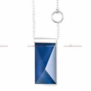 Lina Lundberg - Mörkblå prisma