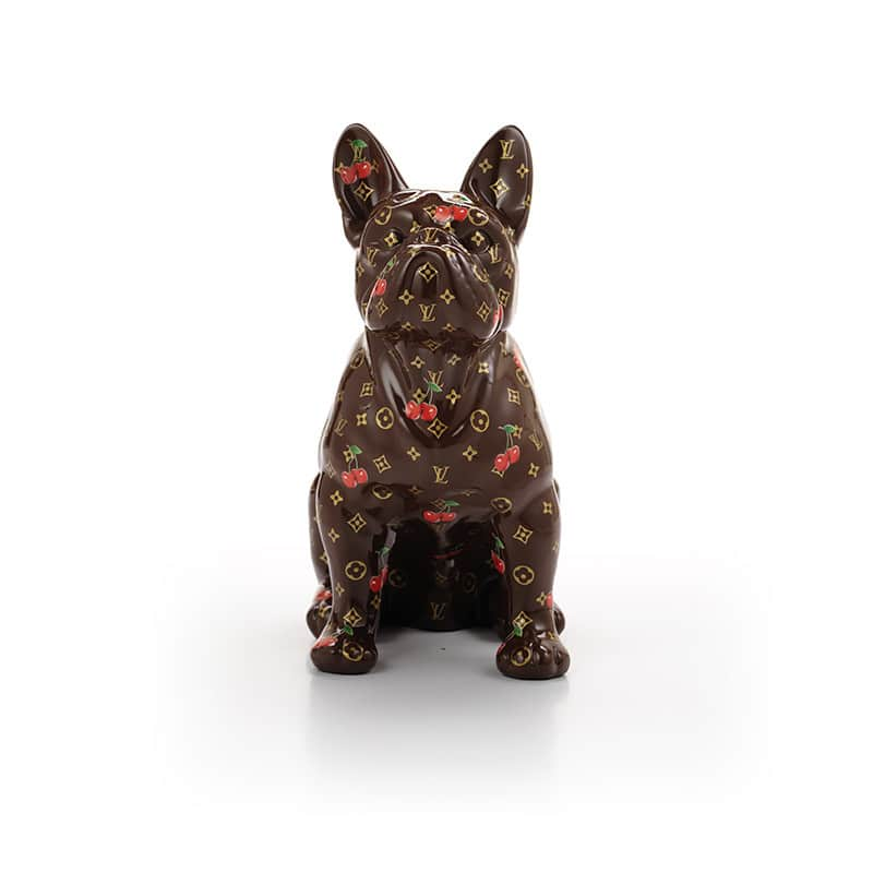 Ewa Sibilska - Skulptur - Louis Dog