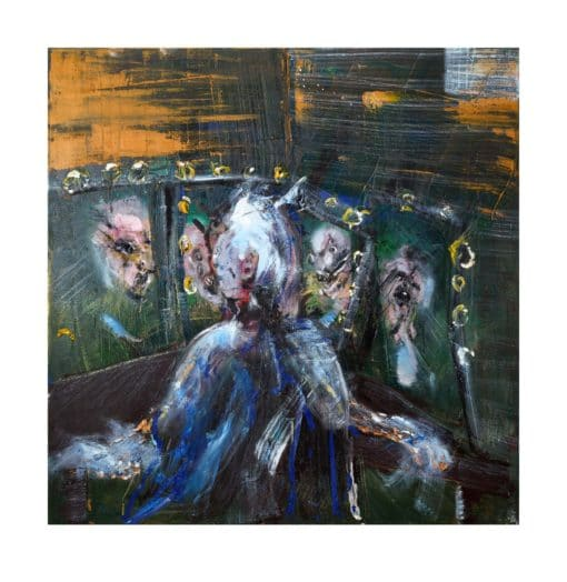 Mikael Persbrandt - Giclée-tryck - Logen