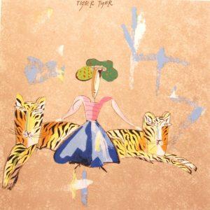 Madeleine Pyk - Tiger Tiger