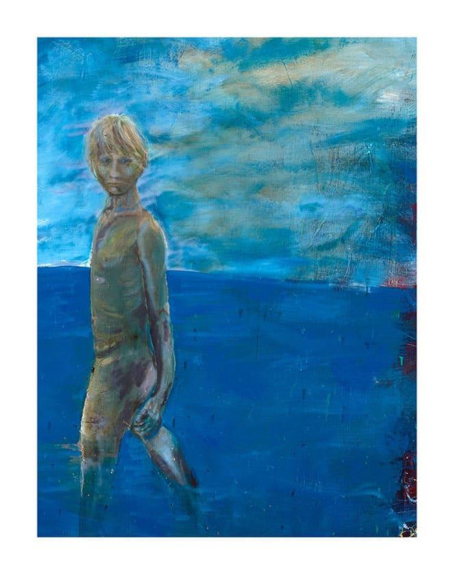 Mikael Persbrandt - Pojke i vatten