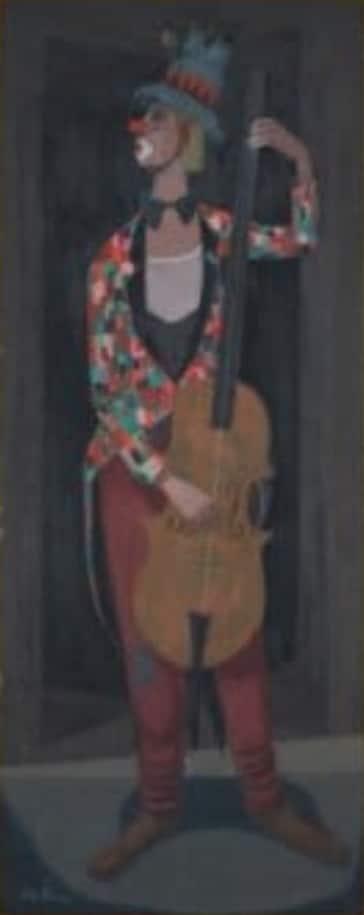 Pelle Åberg - Clown