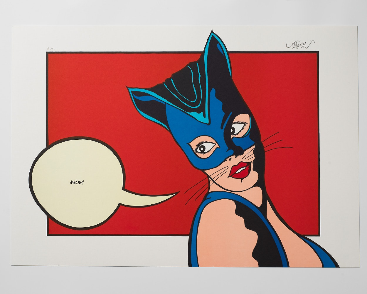 Peter Thoen - Catwoman