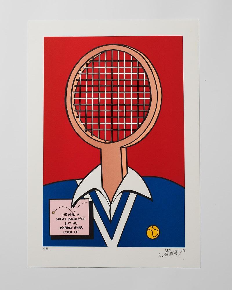 Petter Thoen - Tennis