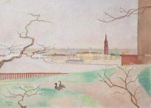 Einar Jolin - Riddarfjärden