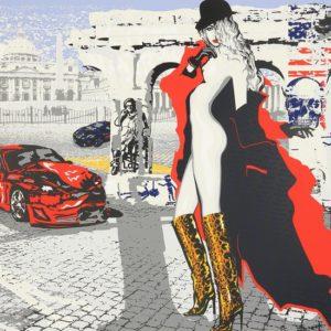 Richard Ryan - Woman With Boots