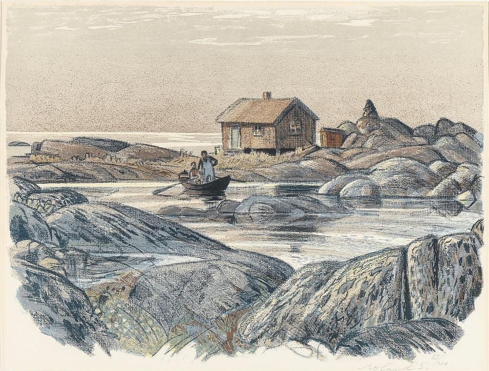 Roland Svensson - Nätbåten