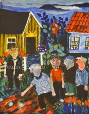 Sven Lidberg - Boulespel