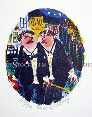 Sven Lidberg - Kamraterna