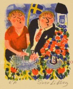 Sven Lidberg - Flaggans Dag