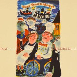 Sven Lidberg - Zum Franziskaner
